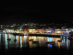 18_Hersonissos-,night-view-of-Crete-harbor