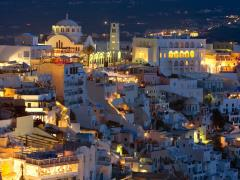 28_Fira-at-night-(Santorini)