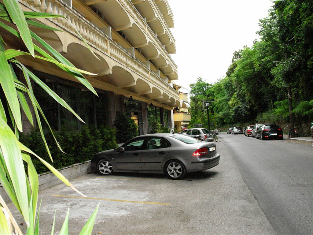 Arion Hotel: Main Entrance
