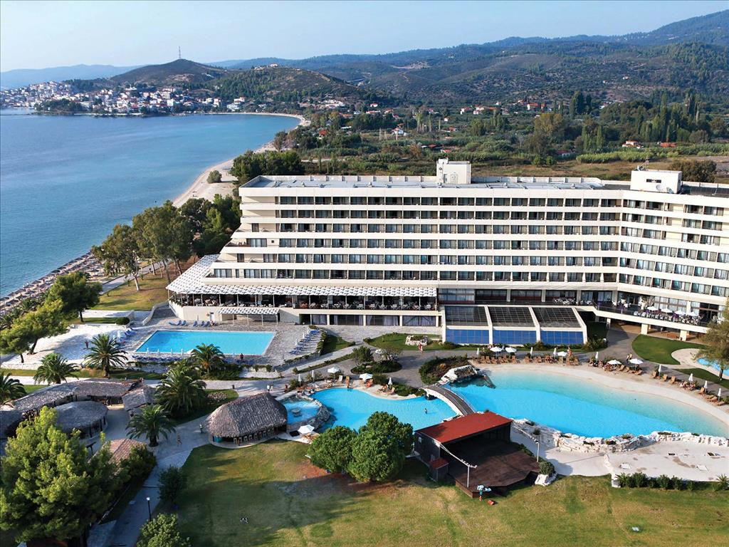 Porto Carras Sithonia Hotel: General view