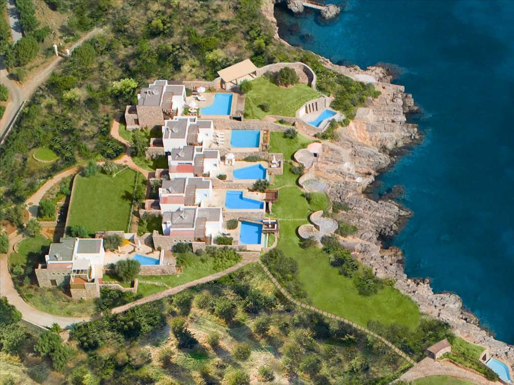 Thalassa Villas: General View