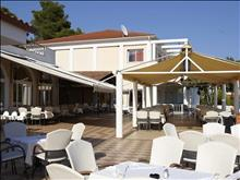 Chrousso Village Hotel: Restaurant