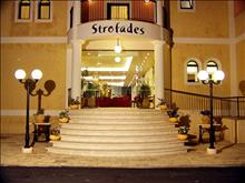Strofades Beach Hotel: Main Entrance