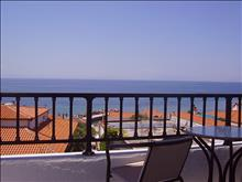 Coralli Hotel Apartments : Main building balcony