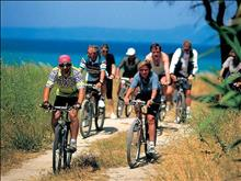 Grecotel Eva Palace: Mountain Bike Center