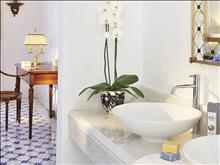 Caramel Grecotel Boutique Resort: Luxury Bungalow Suite Bathroom