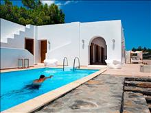 Minos Beach Art Hotel: Three Bedroom Villa