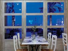 Grecotel Plaza Spa Apartments: Restaurant