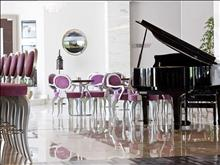The Lesante Luxury Hotel & Spa: Lounge Piano Bar