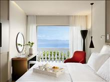 Marbella Corfu Hotel : Standard Double Sea View