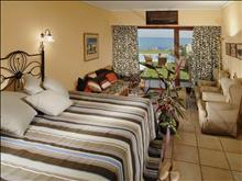 Aquila Rithymna Beach Hotel: Junior Bungalow Suite