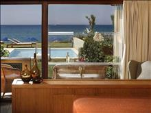 Aquila Rithymna Beach Hotel: Junior Suite Deluxe Bungalow with private pool