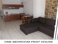 1 bedroom Flat  in Barbati  RE0230
